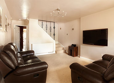 Property interior photography for house sale