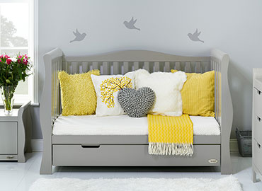 Full Stamford range photography and roomset design and styling