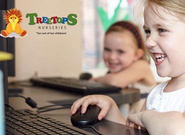 Promotion photography for Treetops Nursery